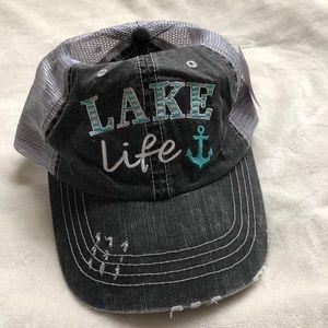 Lake Life Ball cap